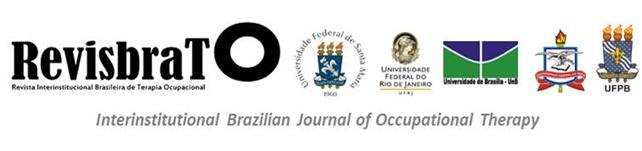 Revista Interinstitucional Brasileira de Terapia Ocupacional (ISSN eletrônico 2526-3544)